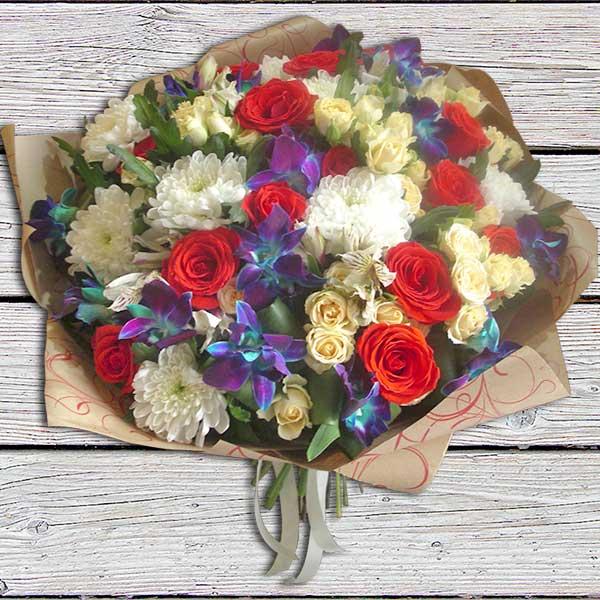 Кристина щербакова необычные букеты цветов, москве оптовые